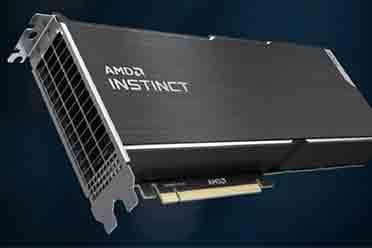 AMD Instinct MI200计算卡首曝:首次用MCM多芯封装