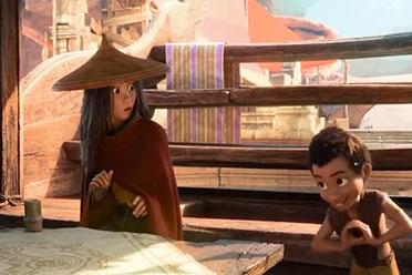 迪士尼《寻龙传说》新片段曝光!少年船长帮主角逃跑