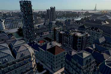 PC休闲沙盒建造游戏《筑梦师:巴黎》发售!预告赏