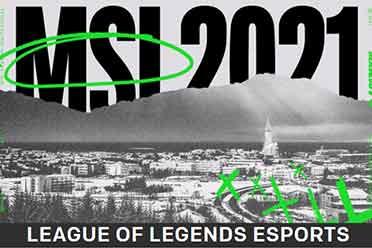 《英雄联盟》MSI2021或在冰岛举办 官方宣传图暗示