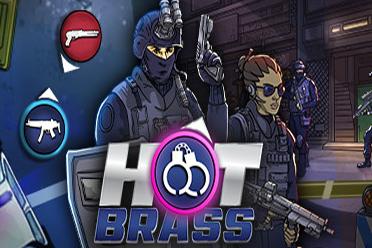 即时战略潜行射击策略游戏《Hot Brass》专题上线