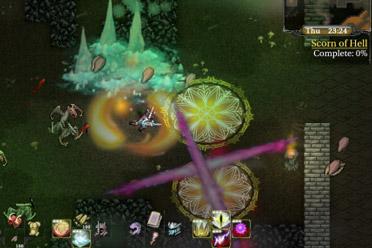 开放世界2d角色扮演游戏《第九个黎明3》专题上线