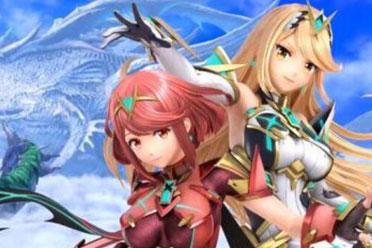 《任天堂大乱斗》焰/光应援视频 两位小姐姐正式上线