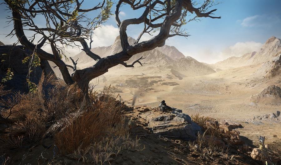 射击游戏《狙击手:幽灵战士契约2》新玩法预告公布