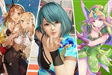 10位魅力爆表的游戏女角色 其中更有所有人的女神!