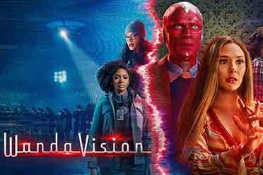 《旺达幻视》迎来大结局IGN7分 旺达终成绯红女巫!