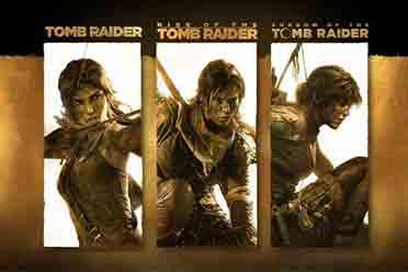 《古墓丽影:终极幸存者 三部曲》上架 3月18日发售