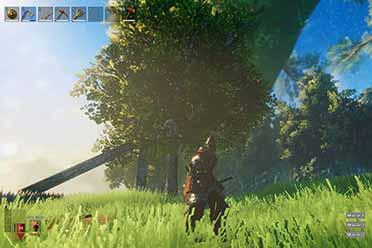 玩家自制《英灵神殿》高清材质Mod 画质、游戏性可兼得