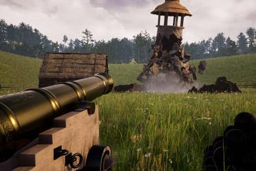 沙盒建造模拟游戏《加农炮铸造模拟器》游侠专题上线