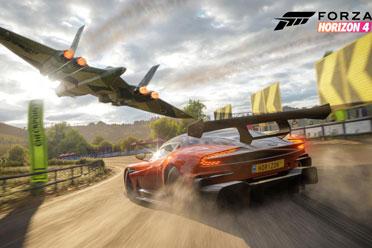 《地平线4》如何被人称作地表最强赛车游戏?
