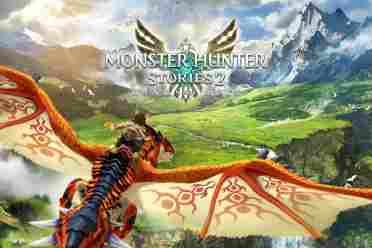《怪物猎人物语2》登场角色、随行兽、原野全介绍!