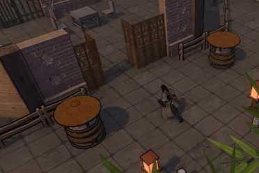 粉丝3D重制《金庸群侠传》DOS版 演示视频效果很棒!