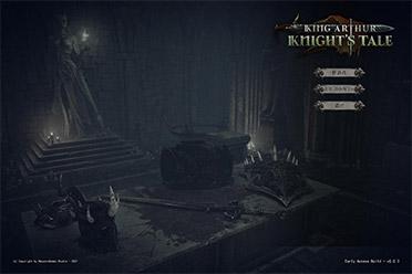 《亚瑟王:骑士传说》1.1汉化补??!内核汉化支持正版