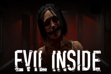 第一人称心理恐怖游戏《Evil Inside》专题上线
