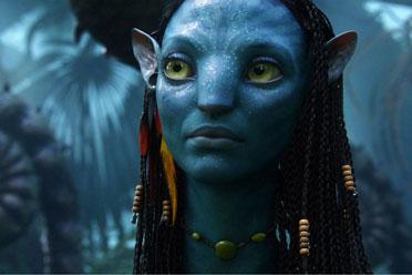 《阿凡达2》女角色剧照!人类科学家及纳美族女战士