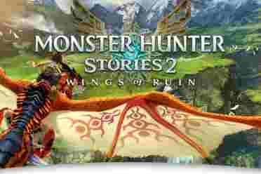 《怪物猎人物语2:破灭之翼》将同步登陆PC Steam!