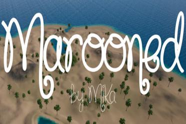 荒岛生存探索冒险游戏《Marooned》专题上线