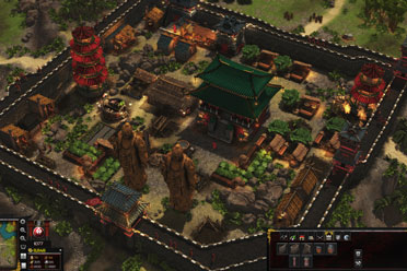 东亚风RTS《要塞:军阀之战》登陆Steam!好评率66%