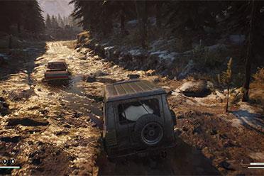 末日生存《前夕》预热预告发布!还原超泥泞道路