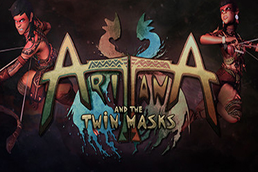 平台解谜动作冒险游戏《阿丽塔娜与双生面具》专题上线