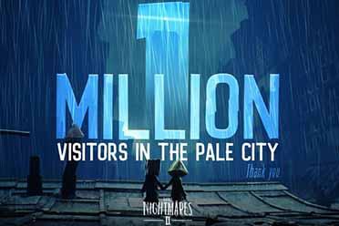 《小小梦魇2》首月销量破百万好评如潮 官方贺图发布