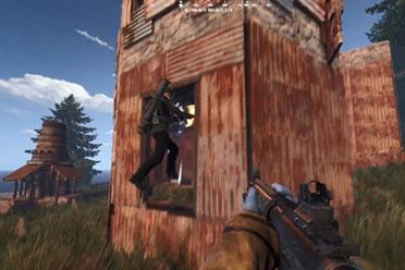 PS4 Pro版《腐蚀》实机演示 开放世界多人生存大作!