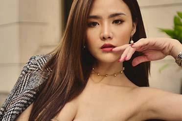 泰国正妹!玲珑有致的甜美泰国广告新宠儿Pammpomm