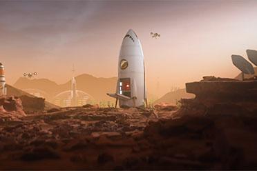 《火星求生》新内容2021年更新!巨大飞船降临火星