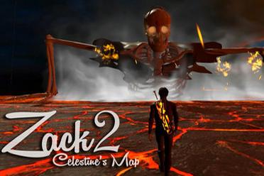 超自然角色扮演游戏《扎克2:塞莱斯廷的地图》专题上线