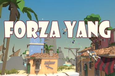 第一人称休闲射击游戏《Forza Yang》专题上线