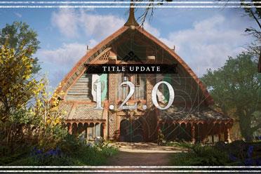 《刺客信条:英灵殿》1.2.0更新!全新内容今日上线