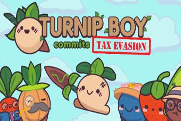 2D像素风休闲冒险游戏《大头菜小子避税历险记》专题上线