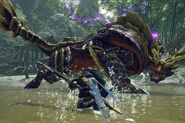 《怪物猎人崛起》提前偷跑!亚马逊已向部分玩家发货