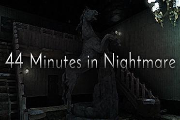 丧尸恐怖背景潜行动作游戏《噩梦44分钟》专题上线