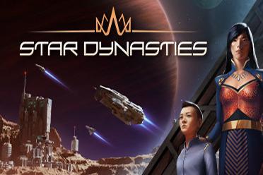 太空科幻题材回合策略游戏《星际王朝》专题上线