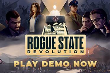 沙盒模拟策略游戏《流氓国家革命》专题上线