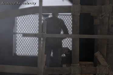 PC《寂静岭2:增强版》更新视频:加入高光反射效果!