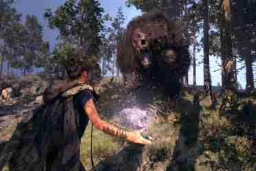 SE新作《Forspoken》高清图片 动作流畅的奇幻游戏!