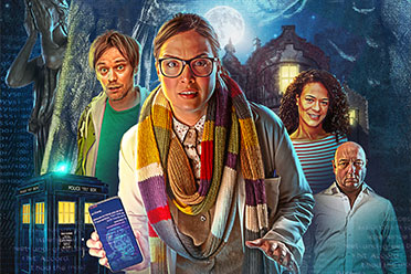 经典英剧衍生作《神秘博士:孤独的暗杀者》今日发售