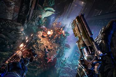 战锤40K背景FPS游戏《涅克洛蒙达赏金猎人》专题上线
