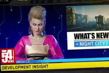 《赛博朋克2077》1.2版前瞻:优化警察、车辆、闪躲