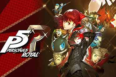 爆料:《P5R》登陆Switch/Steam/Xbox Game Pass!