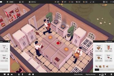 《美食制造者:餐厅模拟器》1.0完全汉化补丁发布!