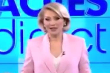 节目正直播裸体女子冲进演播室 主持人连忙尖叫逃跑
