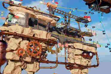 烧脑解谜游戏《疯狂机器3》Steam特价促销现仅售3元
