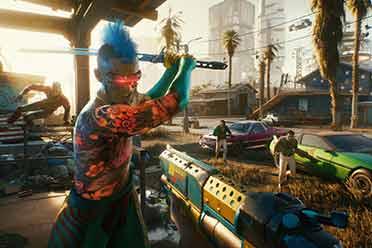 Steam每日特惠:《赛博朋克2077》《巫师3》限时折扣