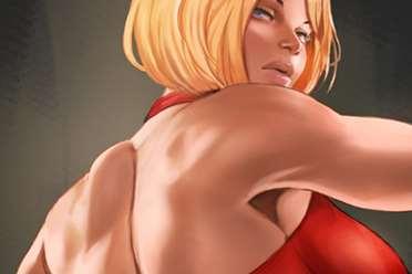 经典街机《拳皇》玛丽最初人设原型 女汉子变小尤物