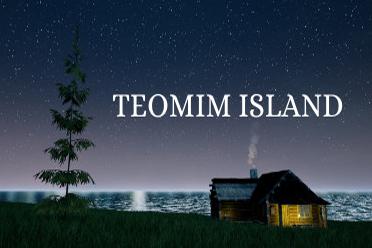 第一人称动作射击游戏《特奥姆岛》专题上线