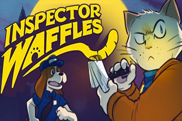 2D像素风侦探解谜冒险游戏《猫猫神探阿饼》专题上线