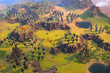 历史战略游戏《人类》宣布跳票!进一步提升游戏质量